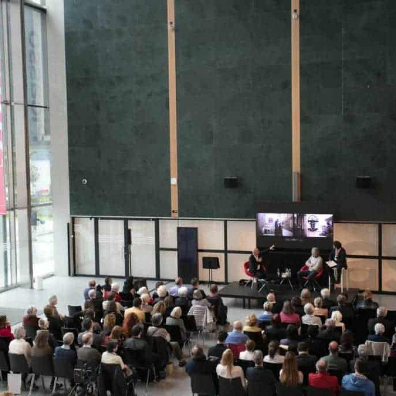 partecipanti e relatori evento la scienza a regola d'arte Linke Cortini