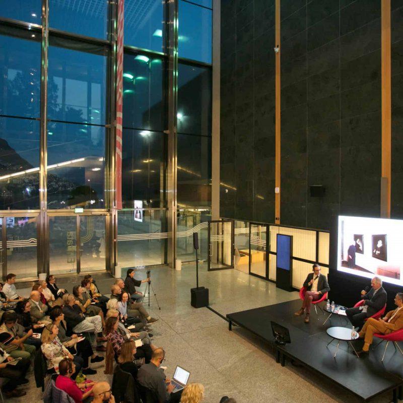 relatori e partecipanti evento la scienza a regola d'arte lugano 2018