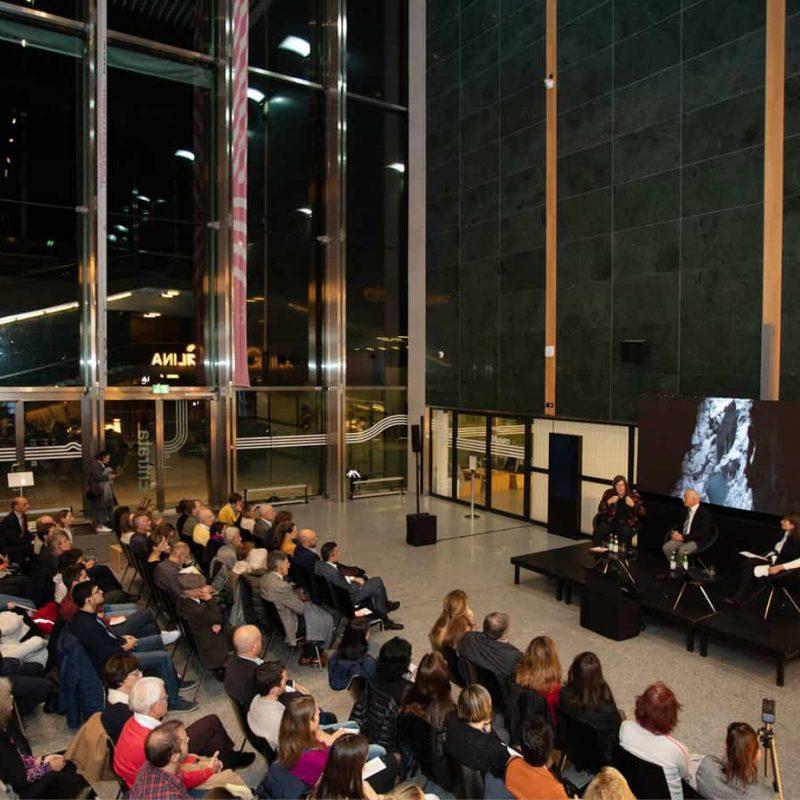 relatori e partecipanti evento la scienza a regola d'arte lugano 2019