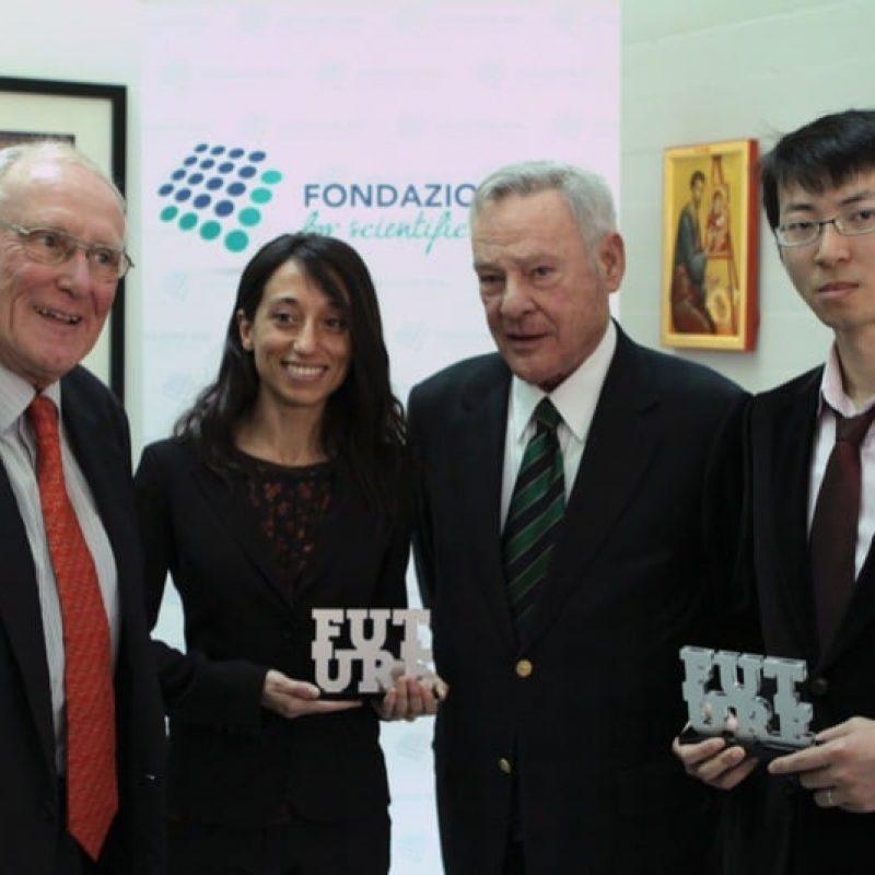 premiazione ibsa fellowship 2013