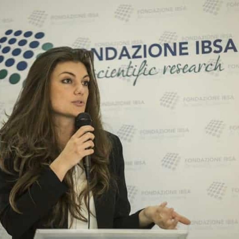 vincitrice ibsa fellowship 2014