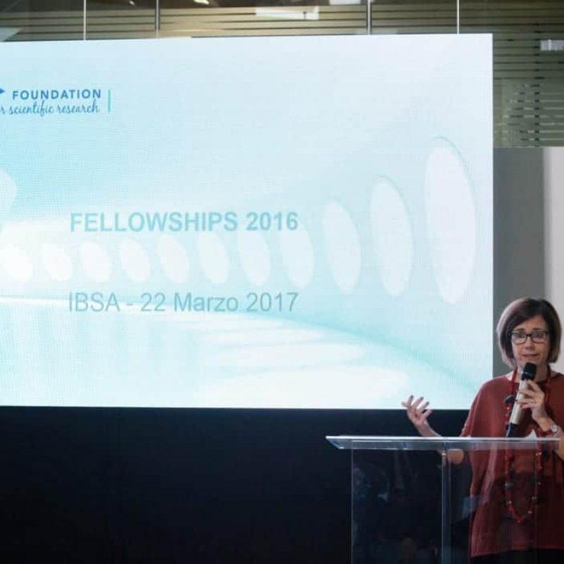 premiazione ibsa fellowship 2016