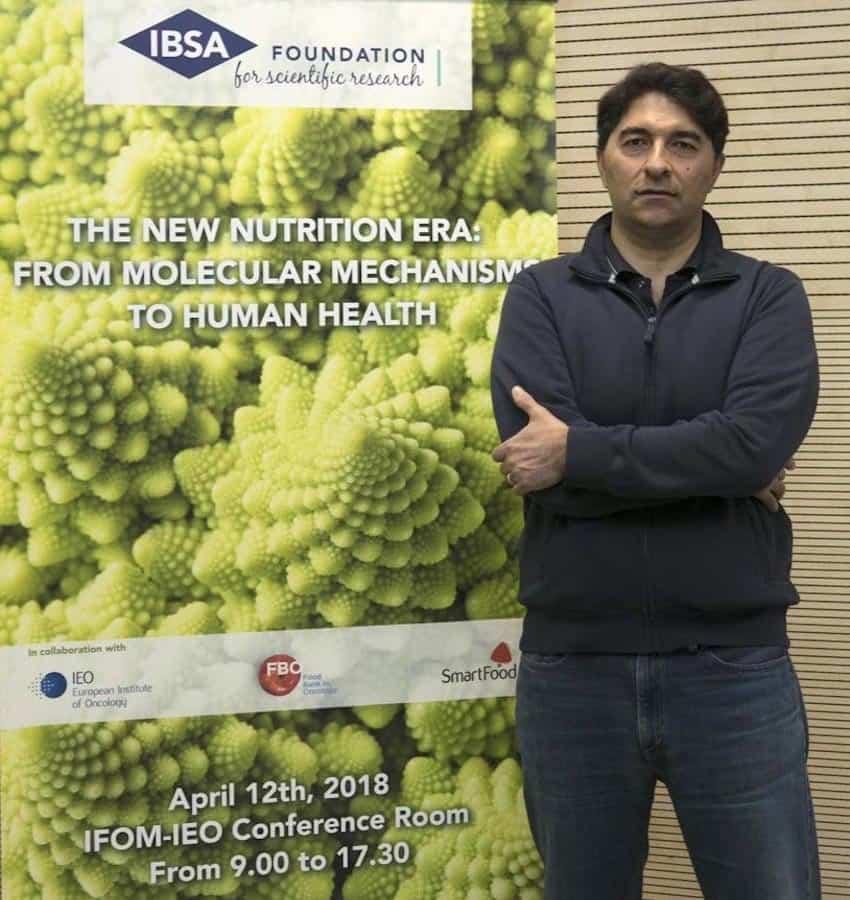 Partecipanti e relatori Forum IBSA nuova era della nutrizione