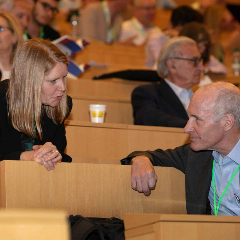 Ibsa foundation evento: rivoluzionaria terapia per il cancro.