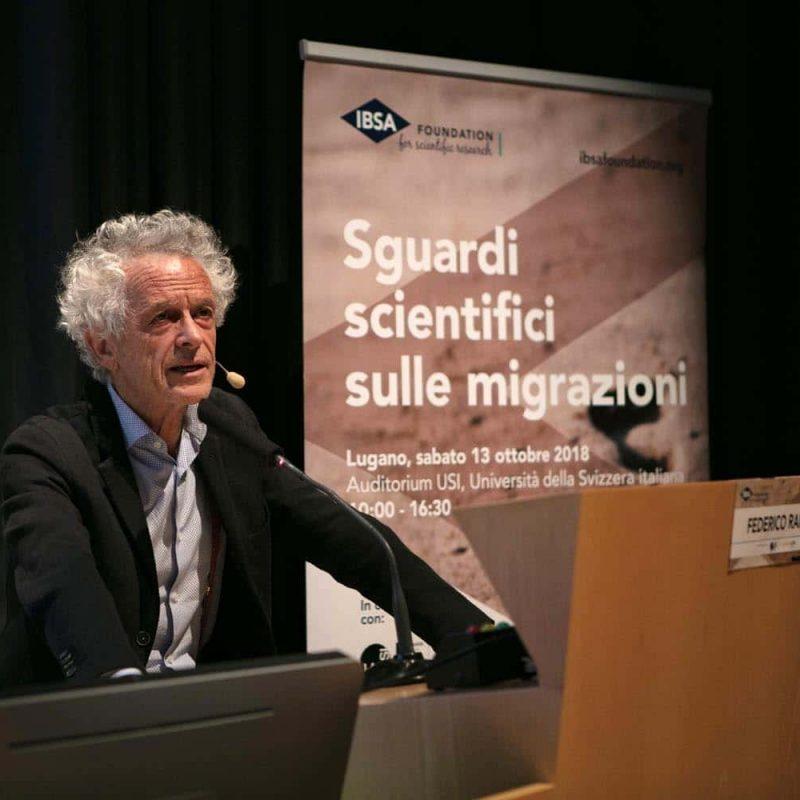 Partecipanti e relatori forum IBSA migrazioni
