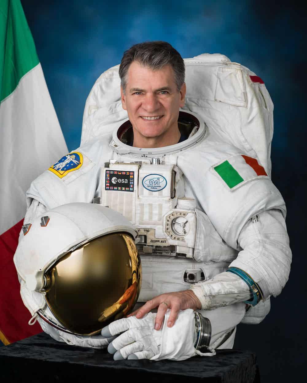 Astronauta record permanenza spazio