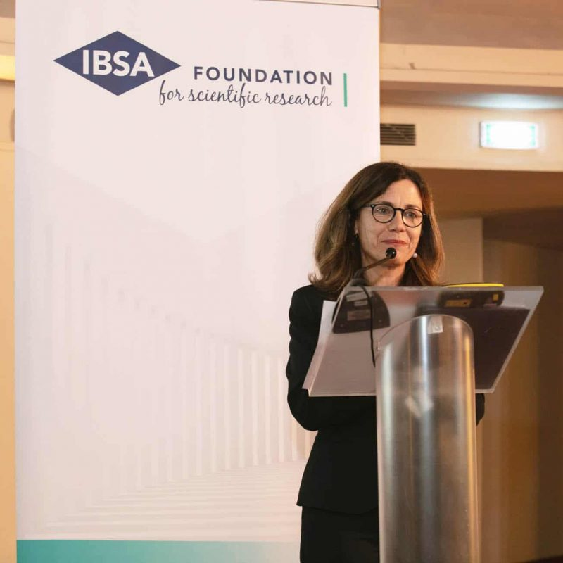 partecipanti e relatori premiazione ibsa fellowship 2018