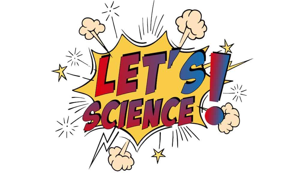 Logo Let's Science