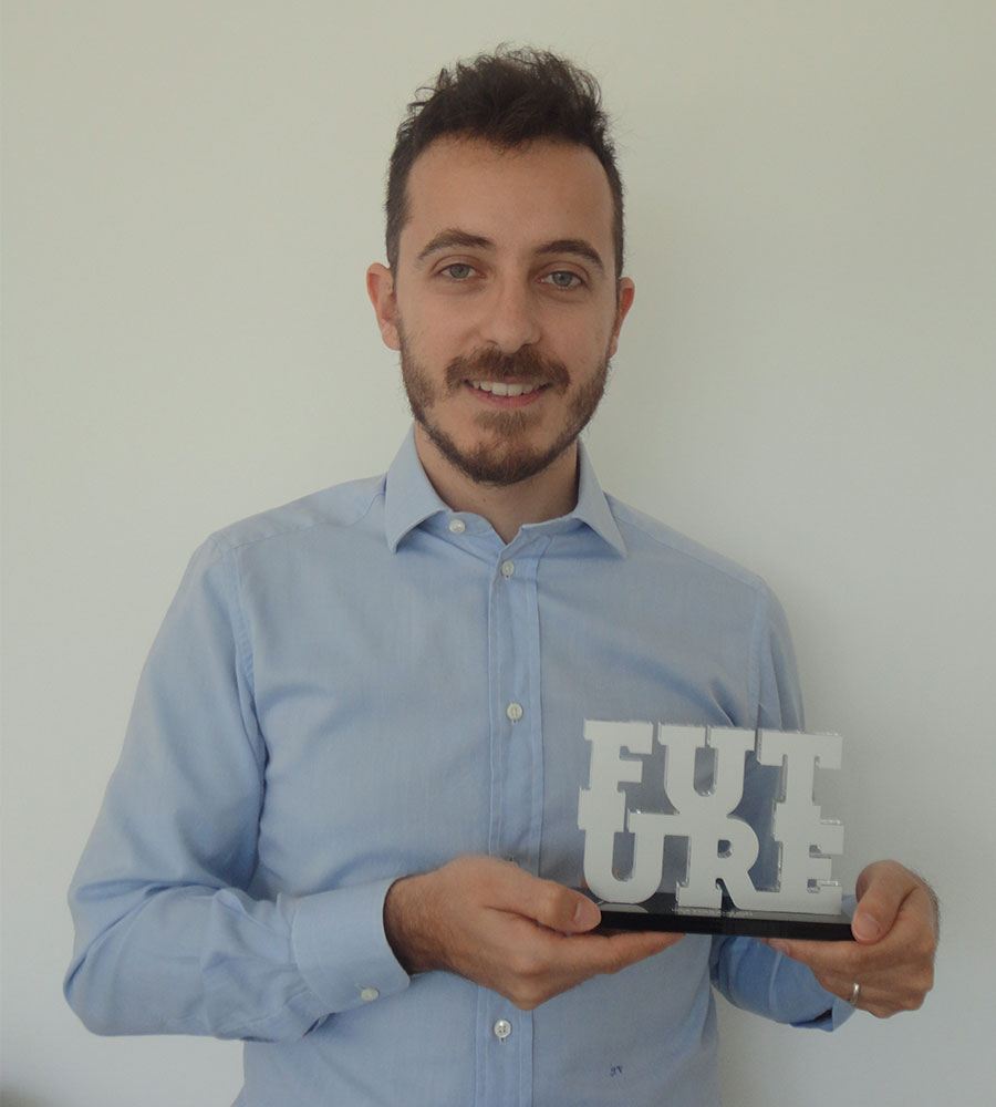 Tommaso Virgilio foto premio fell 2019