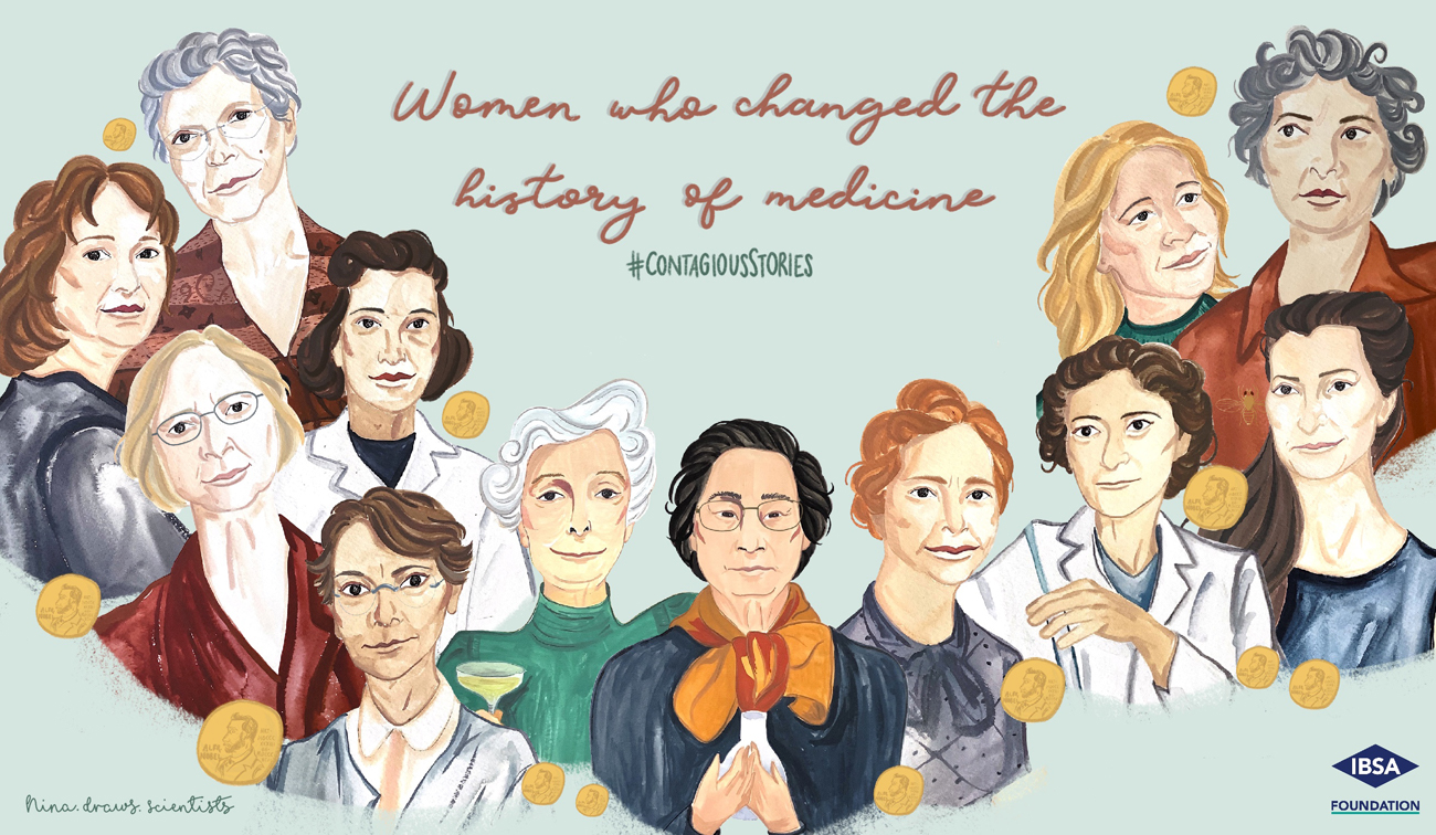 women who changed the history of medicine